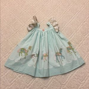 Nelly Madison Dresses - 4pc Nelly Madison Coney Island Carousel Dress
